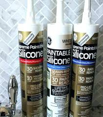 acrylic latex caulk plus silicone bathtub silicone acrylic sealant
