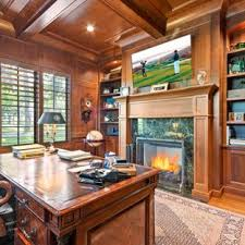 traditional home office. Example Of A Classic Home Office Design In Columbus Traditional