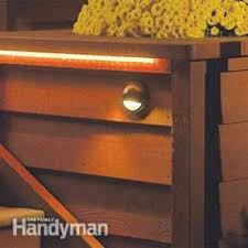outdoor stair lighting lounge. How To Install Deck Lighting Outdoor Stair Lounge