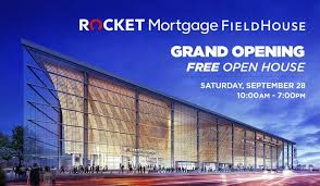 Rocket Mortgage Fieldhouse 3d Seating Chart Rmfh Hosting Free Public Open House On Saturday September
