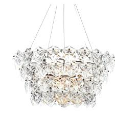 viz glass chandelier overture light chandelier viz glass colored prisms crystal ch overture medium chandelier viz