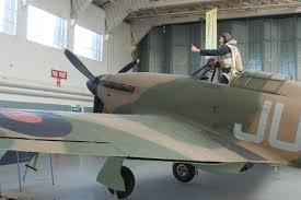 An Ii B B Filehawker Hurricane Mk Iib Flickr P A Hjpg Wikimedia Commons
