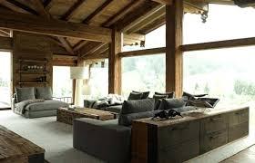 rustic contemporary furniture. Rustic Contemporary Chalet Interior Design Furniture Uk