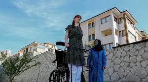 Towering Presence: Who Are The World's Tallest Women? - 15.10.2021, Sputnik  International