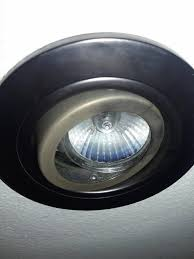 how to change recessed lighting with gu10 light bulb home in how to change ceiling light