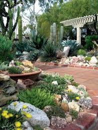 Fabulous rock garden ideas for backyard and front yard (7