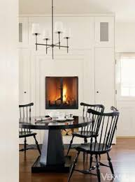 black windsor chairs