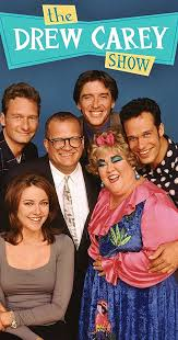 Drew carey show gay brother
