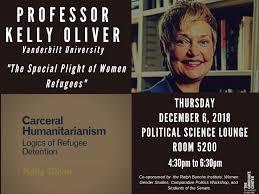 Political Event Flyer Oliver Event 12 6 2018 Flyer Political Science The Graduate