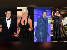 Costume Design Oscar 2019 Oscar 2019 Winners Best Picture Best Director Best Actor