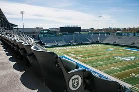 Tulane University Yulman Stadium With Irwin Seating