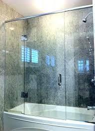bathtub glass enclosures bathtub glass bathroom glass enclosures perfect on with modern and small bath shower