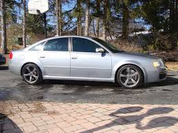 Racing and Motorsports Blog: 2003 Audi RS6 - new purchase
