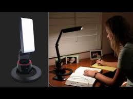 sunlight desk lamp natural full spectrum. Nikken KenkoLight LED Desk Lamp Full Spectrum Healthy Lighting In Sunlight Design 5 Natural F