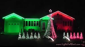 Youtube How To Fix Christmas Lights Christmas Lights To Music Box Dancer 2012