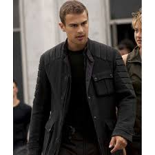 carlo poggioli divergent dauntless jacket