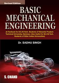 Mechanical Engineering Textbooks Basic Mechanical Engineering By Dr Sadhu Singh