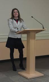 Loudoun Professor Takes Part in Women in History Series - Intercom