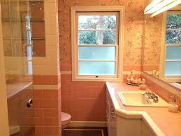 nanette jim s mamie pink bathroom built from scratch to look like it s always been there