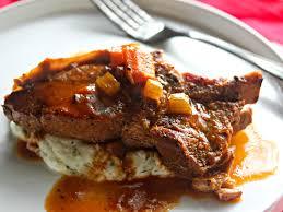 CountryStyle Barbecue Pork Rib Recipe  Barbecue Pork Ribs Pork Slow Cooked Country Style Pork Ribs
