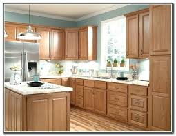 Kitchen Colors With Light Wood Cabinets Awesome Design Inspiration