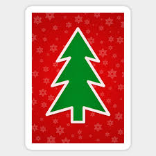 Christmas Tree In Chart Paper Christmas Tree