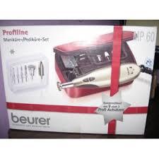 Электрический <b>маникюрно</b>-<b>педикюрный набор</b> Beurer MP60 3 ...