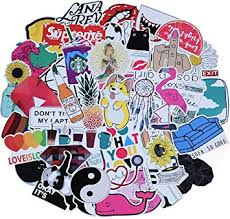 Cute Laptop Stickers for Teen Girl, 45 Pcs/Pack ... - Amazon.com