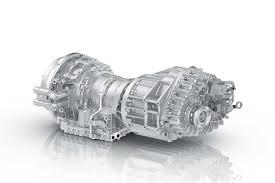 Ecomat Rail Versatile Automatic Transmission Zf
