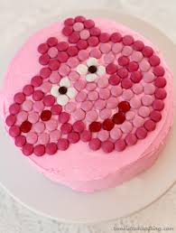 Peppa Pig Mm Cake Two Sisters
