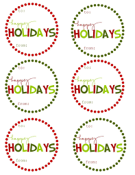 Save The Image Print The Printable Gift Tags Cut Out And Use On Gifts