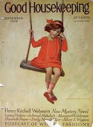 Good Housekeeping Advertising History Of The Magazines Magazine Designing