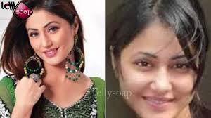 leaked tv actresses without make up divyanka tripathi hina khan much more you