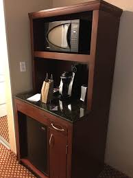 photo of hilton garden inn palmdale ca united states fridge and microwave
