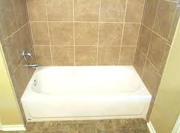 how to install tile around bathtub installing bathroom tile simple bathroom wall tile ideas for small