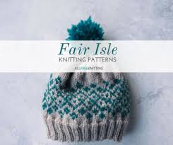 Fair Isle Knitting Allfreeknitting Com
