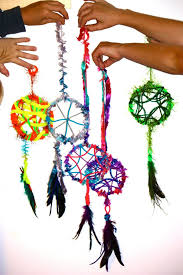 Making Dream Catchers With Pipe Cleaners Enchanting LilyGirl Jewelry DIY Dream Catchers