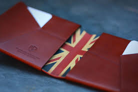 custom made leather wallets mk1