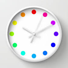 Small Picture 8 Creative Wall Clock Designs from Society6 Design Milk