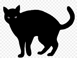 scared black cat clipart. Interesting Clipart Black Cat Kitten Clip Art  Scared Cat Cliparts Throughout Clipart