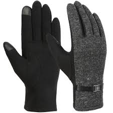 details about winter leather gloves women wool fleece lined gloves touchscreen request color