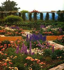 color garden. Transform Your Backyard Or Other Garden Space Into A Soothing Respite With These Cool Color Ideas. Blues, Purples, And Pinks Are Naturally Relaxing S