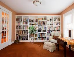 Amazing Home Office Library Design Ideas H35 For Home Decoration Ideas with Home  Office Library Design Ideas