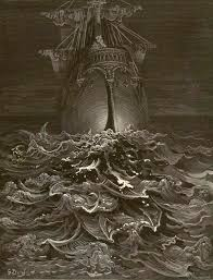 through a glass darkly the rime of the ancient mariner i have all these prints in my lovely book but i wanted to share them you here if you re interested in viewing more of dore s work here is a lovely