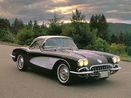 1959 C1 Corvette - Specifications | 1959 - C1 Corvette | CorvSport.com