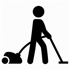 Clean, cleaning, maid, vacuum cleaner icon - Download on Iconfinder