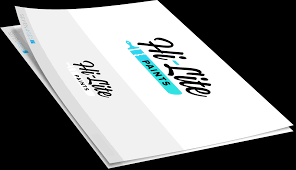 Hi-Lite Paints Logo Mockup | Seven Ages Design