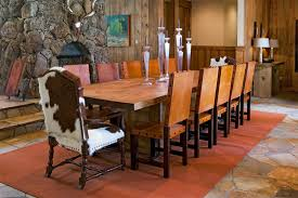 image high c home merely adding cowhide chairs