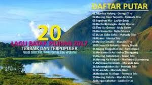 Lagu batak mp3 (6.63 mb) download. 20 Hits Lagu Batak Terbaru Populer 2017 Full Album Original Lagu Musik Santai Musik