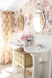 French Cottage Bathroom Design Small Country Bathroom Ideas Home Decor French Country